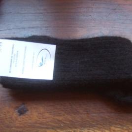 Chaussette longue noire