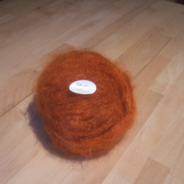 Pelote Caresse 98 % kid mohair